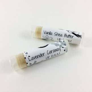 Handmade Natural Lip Balm